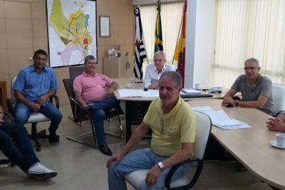 Prefeitura apresenta o andamento das obras do Santa Terezinha em Mogi Guaçu