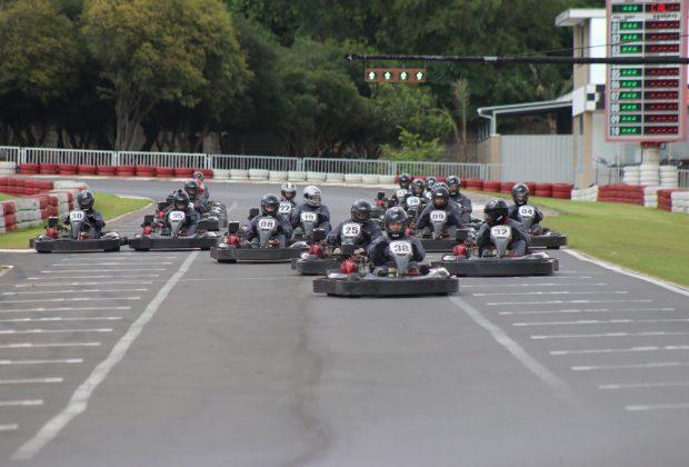 Kartódromo Internacional San Marino, em Paulínia, fica aberto apenas para treinos livres