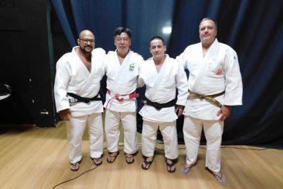 Judocas de Pedreira participaram do Módulo de Arbitragem da Federação Paulista