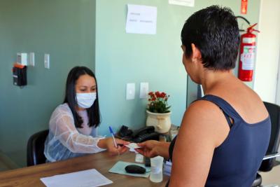 Unidades Básicas concentram agenda de consultas de especialidades e exames