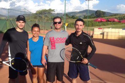 Guaçuano é vice-campeão da Liga do Interior Paulista de Tênis
