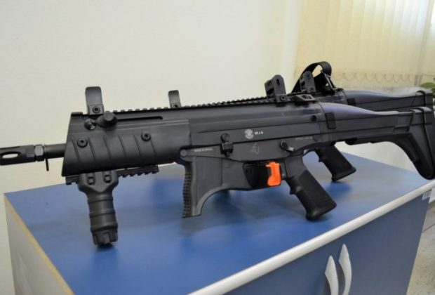 Polícia Municipal adquire novas armas