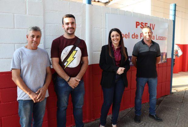 Prefeitura de Estiva Gerbi inaugura Posto de Saúde da Família no Jardim Anhumas