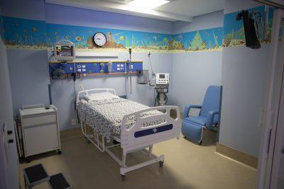 Centro Infantil Boldrini inaugura Unidade de Terapia Intensiva (UTI)