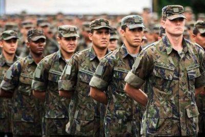 Governo prorroga prazo de alistamento para o serviço militar obrigatório