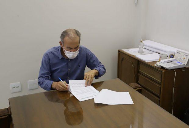 Redução de 20% nos contratos do município é determinado pelo prefeito de Mogi Mirim