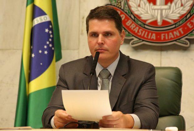Deputado Cauê Macris anuncia emenda de R$ 200 mil para Conchal