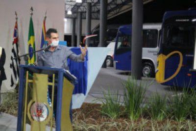 Prefeitura de Artur Nogueira inaugura nova rodoviária