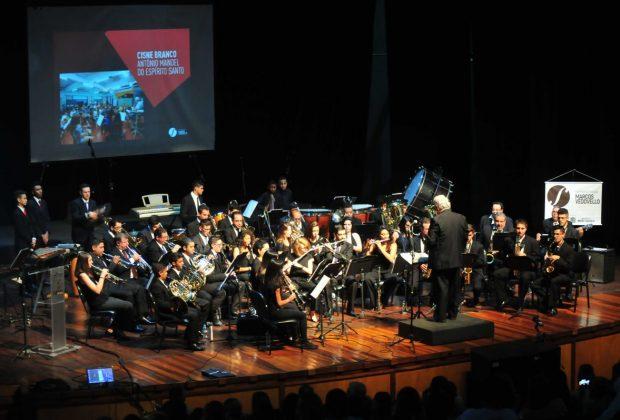 Centenário da Corporação Musical Marcos Vedovello em Mogi Guaçu
