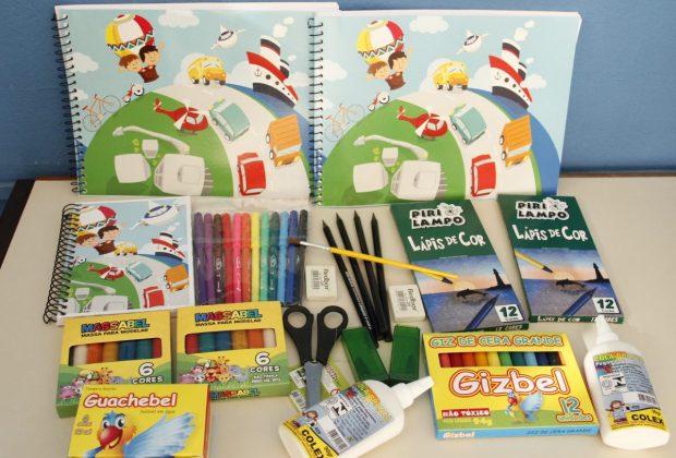 Prefeitura de Jaguariúna começa a distribuir kits escolares na segunda; alunos usarão material no ensino a distância