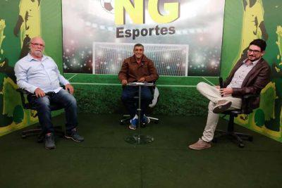 """""""Memorial Esportivo Digital de Pedreira"""" foi lançado oficialmente no Programa NG Esportes."""