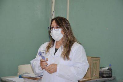 Saúde promove ação educativa na região central de Itapira