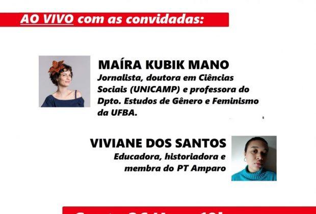 Página 'Amparo Connection' realiza lives de cunho social