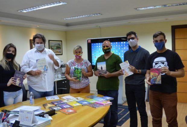 Biblioteca Carlos Ferreira contará com delivery de livros – Amparo