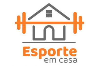"""Programa """"Esporte em Casa"""" realiza """"lives"""" e aulas com profissionais da área"""