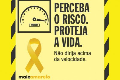 TRÂNSITO: Maio Amarelo tem como objetivo colocar em pauta o tema segurança viária e mobilizar o Poder Público e a sociedade civil em prol de melhorias no trânsito – Jaguariúna