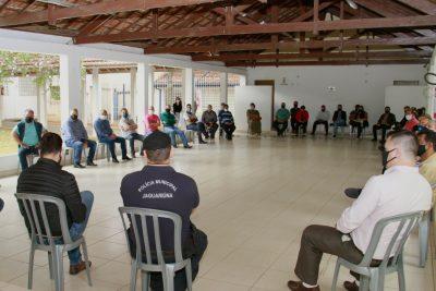 Prefeitura de Jaguariúna promove reuniões com setores para discutir reabertura gradual