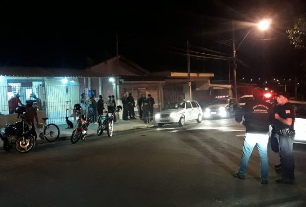 Prefeitura fiscaliza bares da cidade em mais uma ação de enfrentamento ao Coronavírus – Amparo