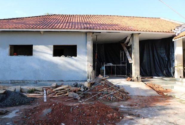 UBS da Vila Ilze recebe reforma