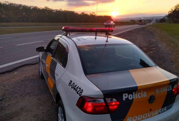 Policial Militar Rodoviário morre atropelado na SP-340 Mogi Guaçu/Mogi Mirim