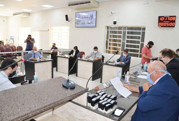 Câmara Municipal de Itapira autoriza município a contratar com a Desenvolve SP
