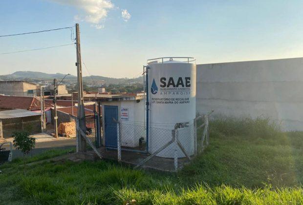 SAAE instala novos reservatórios no Santa Maria do Amparo e distrito de Arcadas