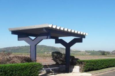 Prefeitura de Jaguariúna instala novos pontos de ônibus