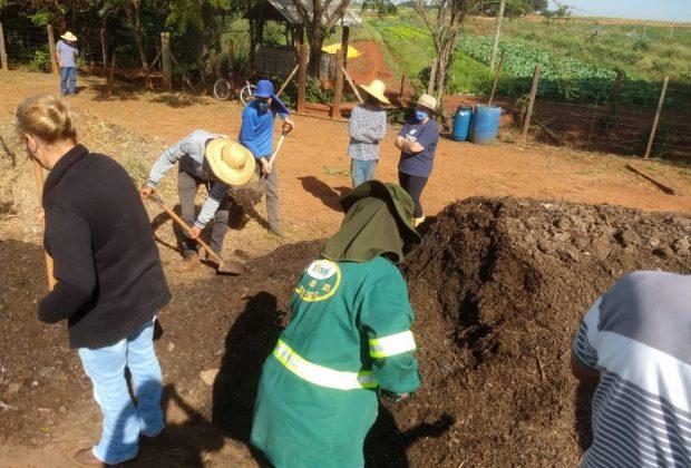 Prefeitura de Artur Nogueira realiza curso para produtores rurais