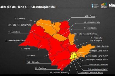 Governo do Estado faz quinta atualização do Plano São Paulo