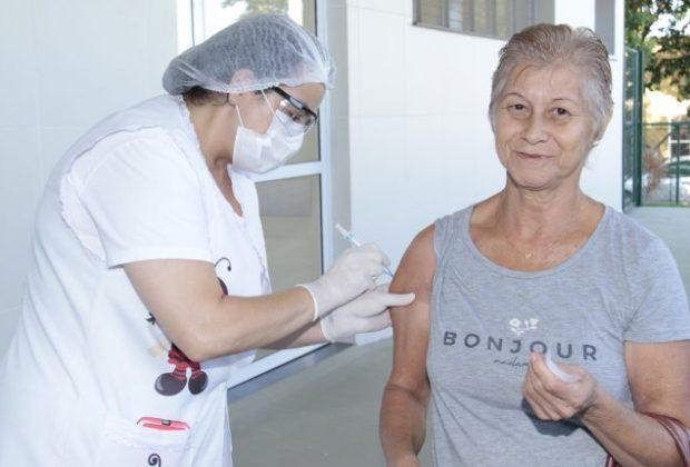 Vacinação contra a gripe é prorrogada e estendida para toda população de Jaguariúna