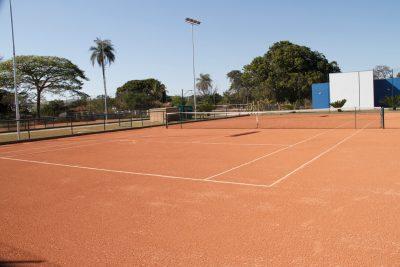 Jaguariúna ganha novo Centro de Tênis