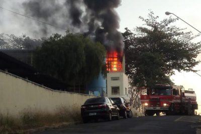 Explosão pode ser a causa de incêndio no Fórum de Mogi Guaçu