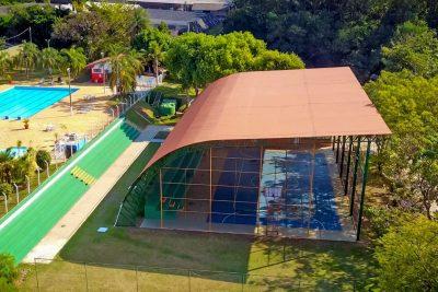 Prefeitura inaugura novo Ginásio Poliesportivo dos Ipês