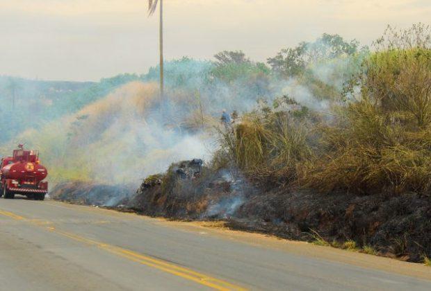Prefeitura de Jaguariúna alerta população sobre queimadas