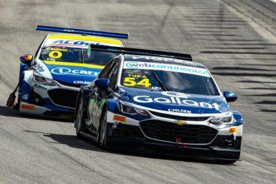Stock Car: Antoniazi conclui fim de semana de grande aprendizado em Interlagos