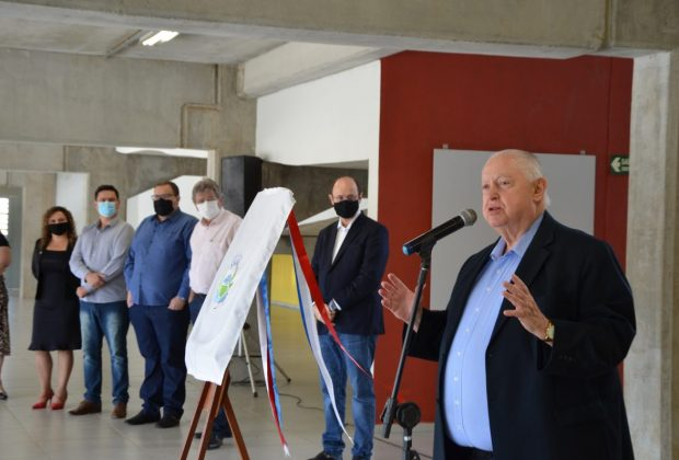 Nova escola estadual é inaugurada no bairro José Tonolli