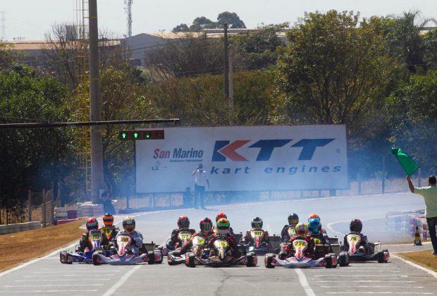 Copa F-Racers 2020 de Kart terá etapa noturna inédita nesta sexta-feira, em Paulínia (SP)