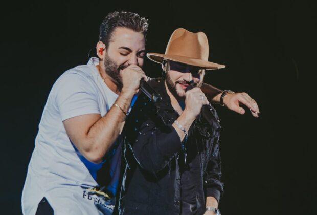 """Guilherme & Benuto divulgam a música """"Cheiro de saudade"""""""