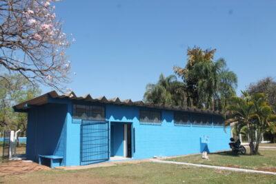 Complexo Esportivo do Lavapés recebe reformas
