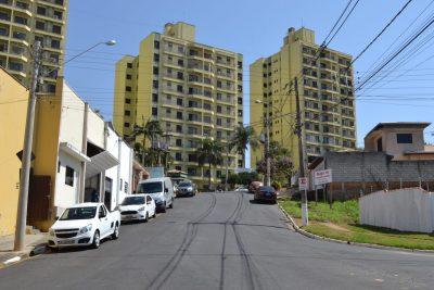 Rua Santos Dumont no Morumbi de Pedreira terá em breve alteração no trafego de veículos