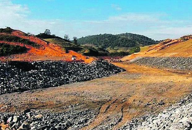 Construção da barragem Amparo – Pedreira é suspensa pela Justiça Federal