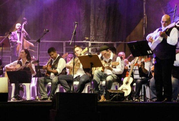 """Orquestra """"Violeiros e Violinos do Jaguary"""" se apresenta gratuitamente no próximo dia 02"""