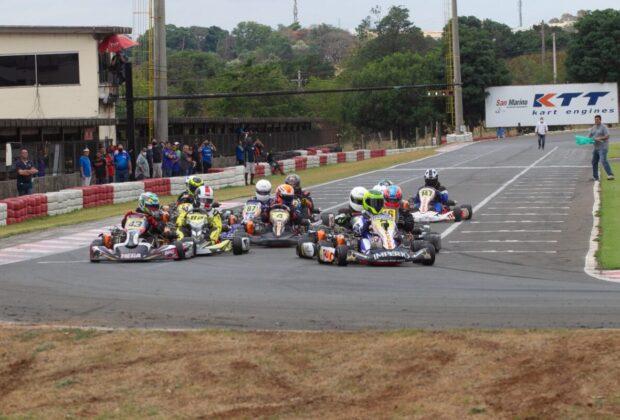 Copa F-Racers 2020 de kart entra na reta final