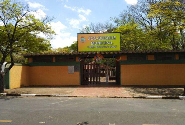"""Zoo Bosque """"Prefeito Adolpho Lenzi"""" foi reaberto pela Prefeitura de Pedreira"""