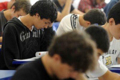 66% dos alunos da rede estadual de SP já efetivaram a rematrícula