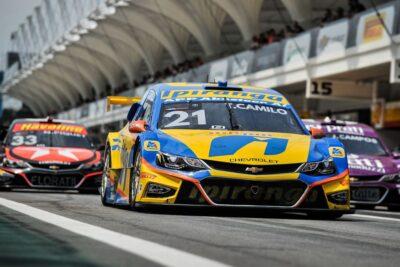 FRAS-LE & FREMAX informam: Chevrolet mostra força no primeiro treino livre da Stock Car
