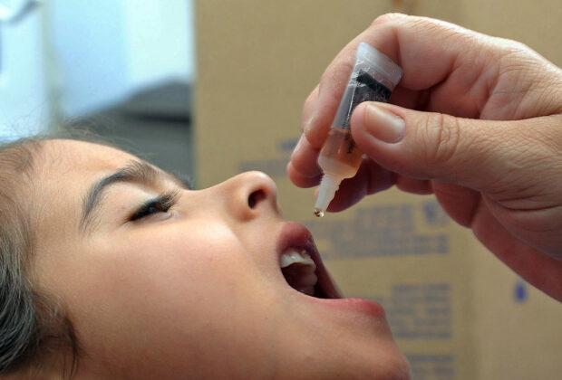 Saúde reforça importância da vacinação em Semana de Combate à Polio