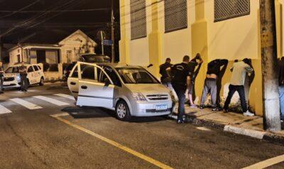 Com ajuda do COI, Polícia Municipal de Jaguariúna prende 4 suspeitos por tentativa de furto à Casas Bahia