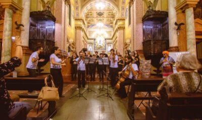 Orquestra Jovem Circuito das Águas realiza edição 2020 de festival musical pela internet