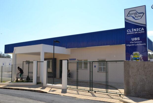 Novo Posto de Saúde da Vila Canesso começou a funcionar na segunda-feira, 09 de novembro